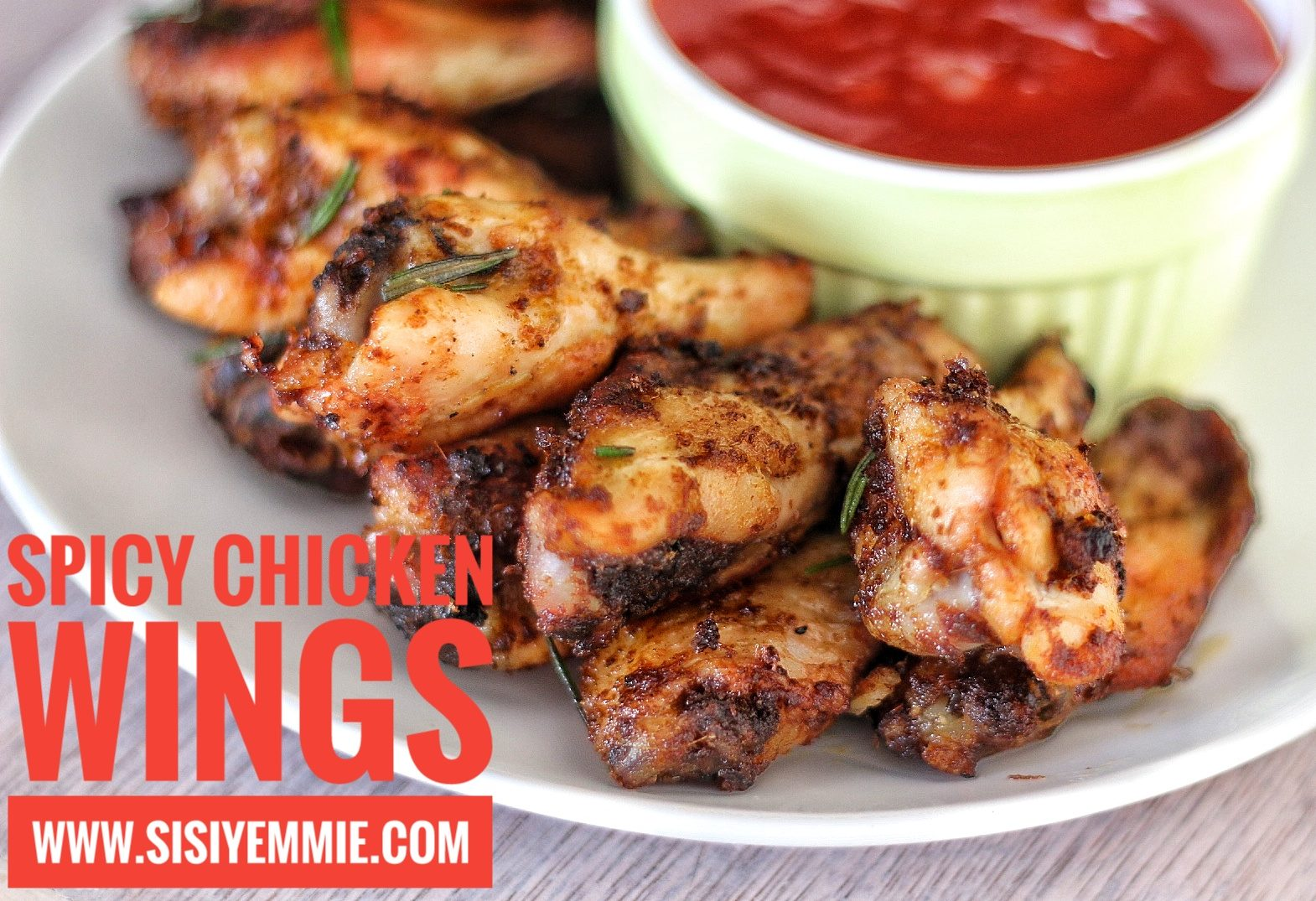 Spicy Shito Chicken Wings (www.sisiyemmie.com)